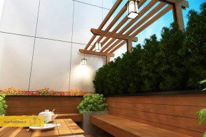 Green-terrace-design-Tehran-Niavaran-3