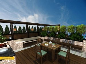Roof-Garden-Design-Qazvin-Mir-Emad-2