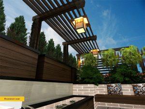 Roof-Garden-Design-Qazvin-Mir-Emad-5