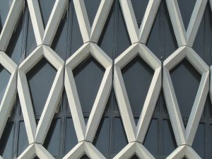 Exposed-concrete-karaj-Shohada Square (1)