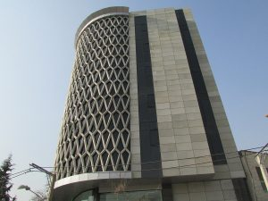 Exposed-concrete-karaj-Shohada Square (3)