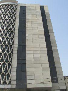 Exposed-concrete-karaj-Shohada Square (4)