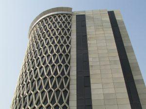 Exposed-concrete-karaj-Shohada Square (5)