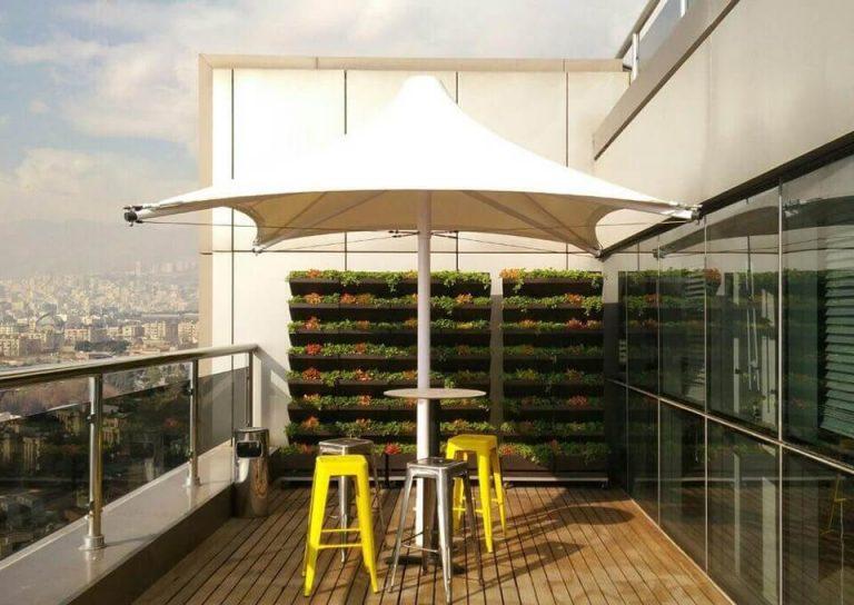 خرید چتر و آفتابگیر   خرید چتر و سایبان فضای باز