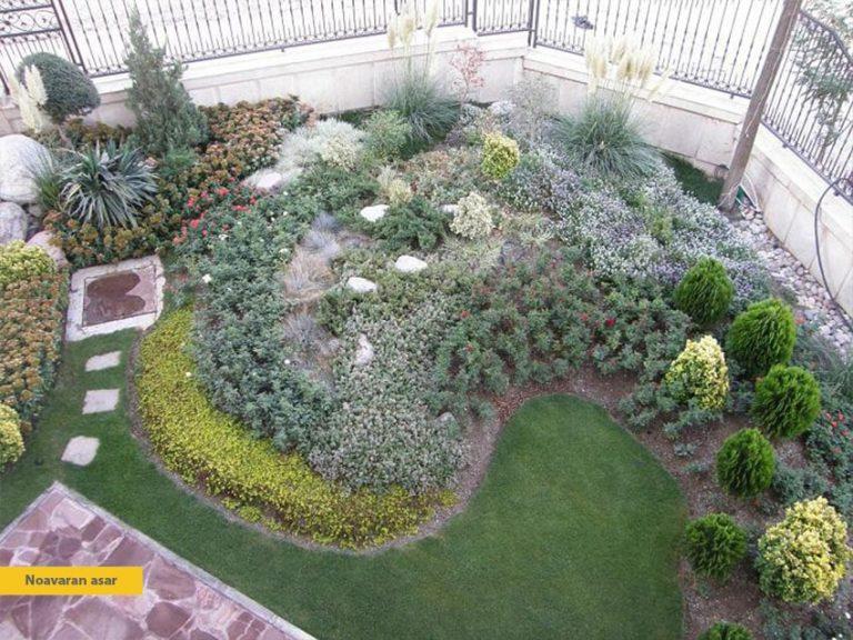 طراحی و محوطه سازی باغ شامل چه کارهایی است