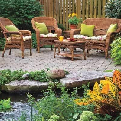 مزیت مبلمان طراحی و تولید شده برای باغ شما