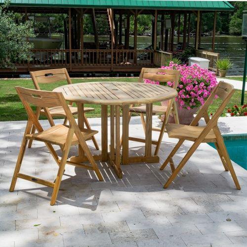 چوب های مناسب برای مبلمان فضای باز چوبی
