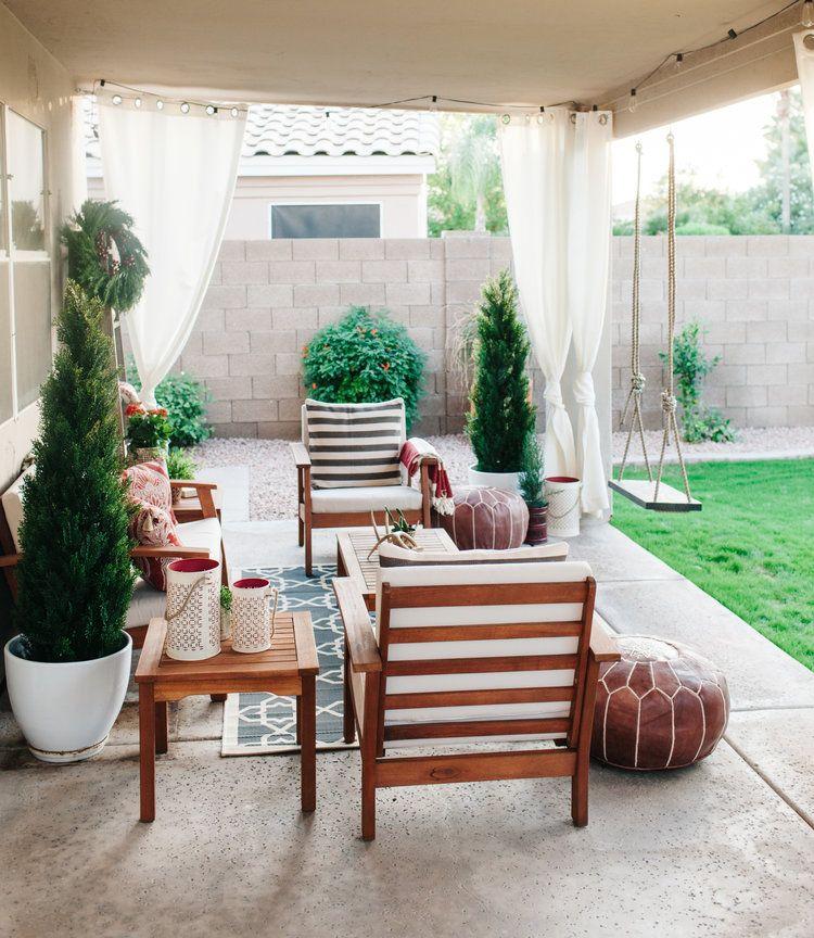 مبلمان پاسیو | مبلمان حیاط خلوت