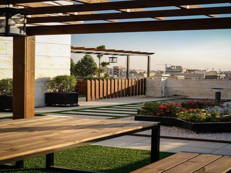 ضرورت طراحی و اجرای بام سبز در قزوین