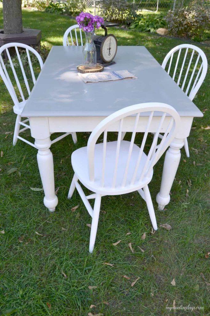 انواع میز و صندلی حیاط